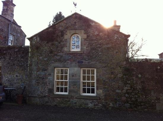 Cheviot Holiday Cottages:                   The Coach House