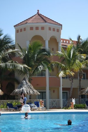 Luxury Bahia Principe Ambar Blue Don Pablo Collection:                   Building 64