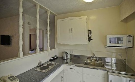 Boundary Court Motor Inn: Kitchen