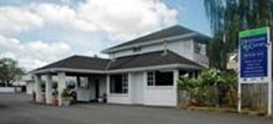 Boundary Court Motor Inn : Entrance