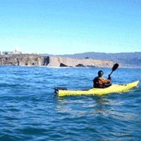 Half Moon Bay Kayak Company Day Tours