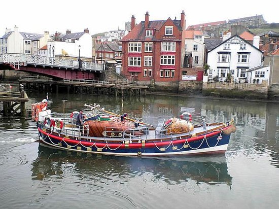 Whitby Old Lifeboat