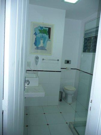 Aquabarra Boutique Hotel & Spa:                                     baño!