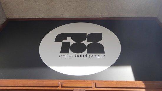 Fusion Hotel Prague:                   Entrada