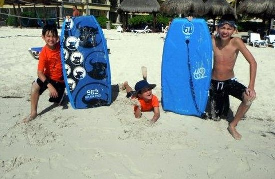 Hotel Marina El Cid Spa Beach Resort Fun Boogie Boards For The