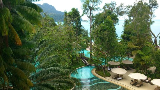 The Andaman, A Luxury Collection Resort:                   Taken from the lobby