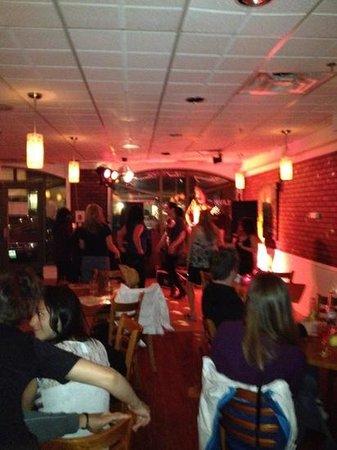Rockamole's : fun night at Rockamoles