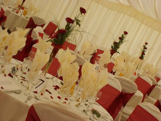 Baylis House: Summer Marquee