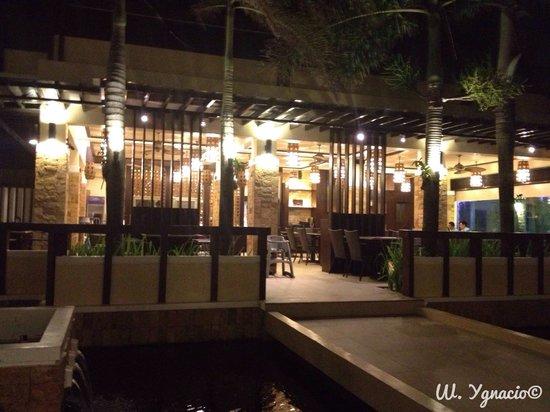 Henann Regency Resort & Spa:                   Restaurant