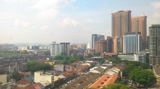 The Ritz-Carlton, Kuala Lumpur:                   Views
