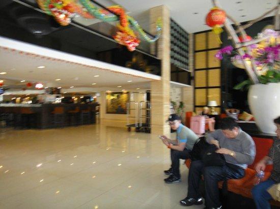 Aston Kuta Hotel & Residence:                   Lobby