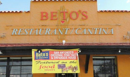 Beto S Restaurant San Antonio