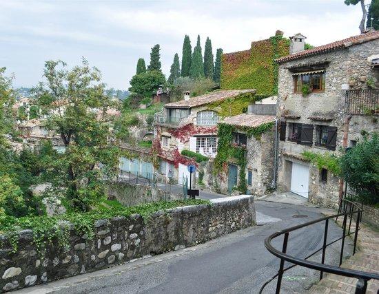 Cagnes-sur-Mer, France:                   Le Haute de Cagnes