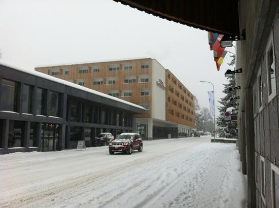 Hilton Garden Inn Davos:                   Hilton