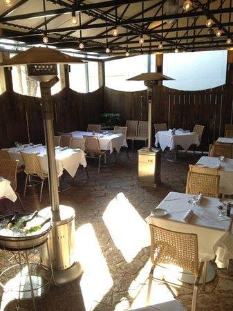 Amuse Restaurant: The Patio ...