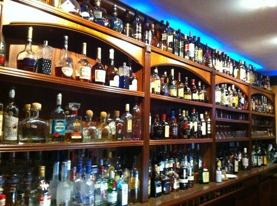 Restaurante Angel:                   bar