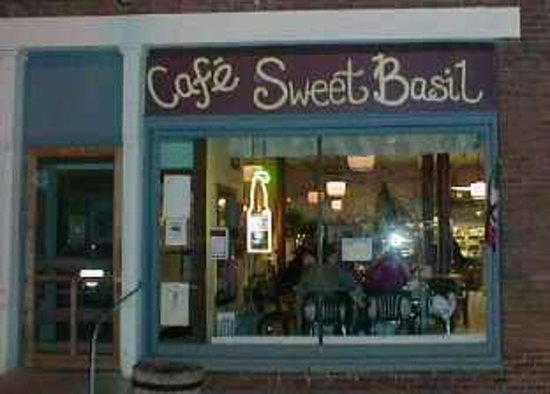 Foto Cafe sweet basil