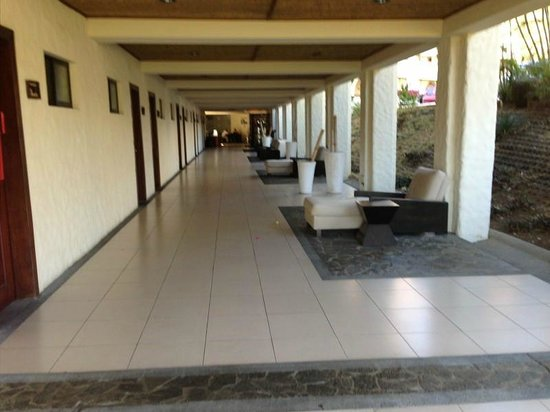 Villas Sol Hotel & Beach Resort:                                     First floor