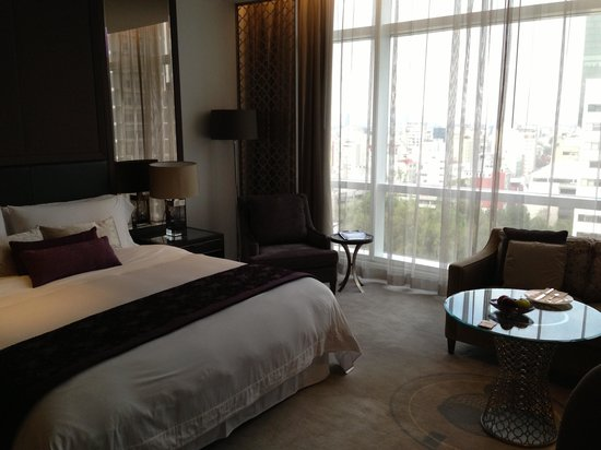 The St. Regis Mexico City:                   Bedroom
