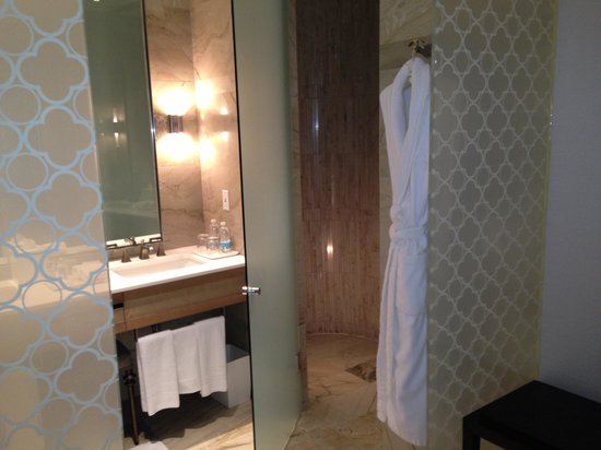 The St. Regis Mexico City:                   Bathroom