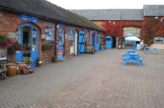 Amerton Farm & Craft Centre