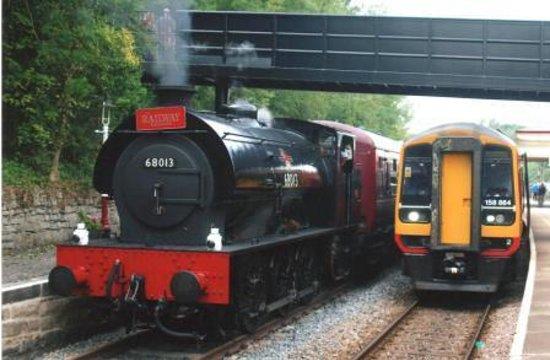 Peak Rail ภาพถ่าย