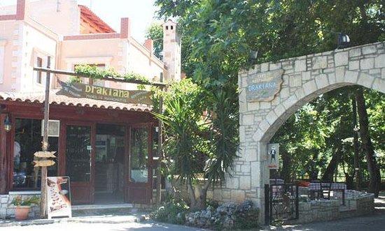 Drakiana Taverna Foto