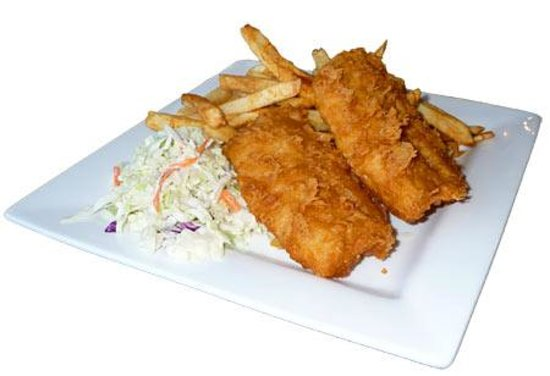 Foto de Salty's Fish & Chips