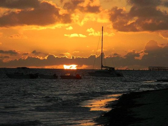 Meliá Caribe Tropical:                   Sunrise on Bavaro