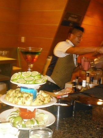 Grand Sirenis Riviera Maya Resort & Spa:                   Lobby bar