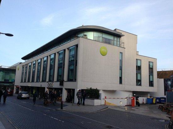 My Brighton:                   Exterior