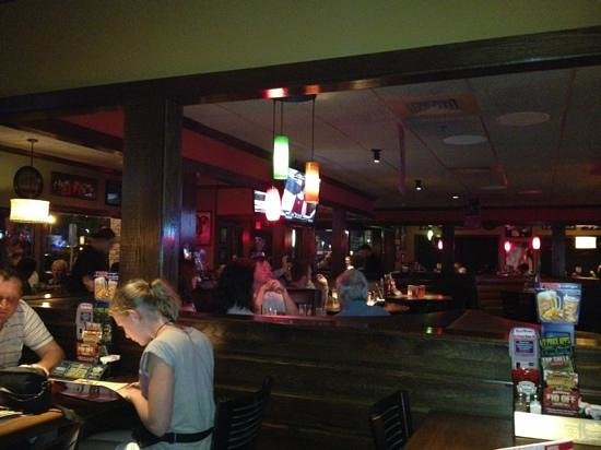Calm atmosphere great food picture of applebee 39 s for Atmosphere cuisine