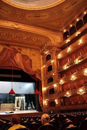 Teatro Colon:                   Teatro Colon (10)                 