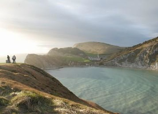 South West Coast Path- Lulworth Cove & The Fossil Forest Walk Photo