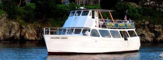 Amazing Grace Harbor Tours