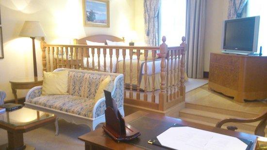 Hotel Kamp:                   The room