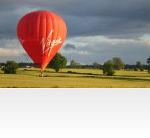 Virgin Balloon Flights - Burton in Lonsdale Foto