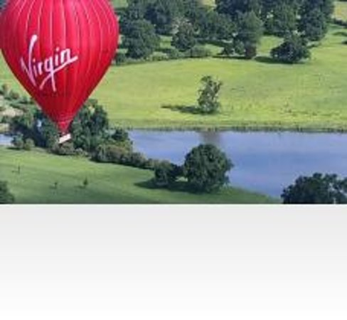 Virgin Balloon Flights - Burton in Lonsdale Photo