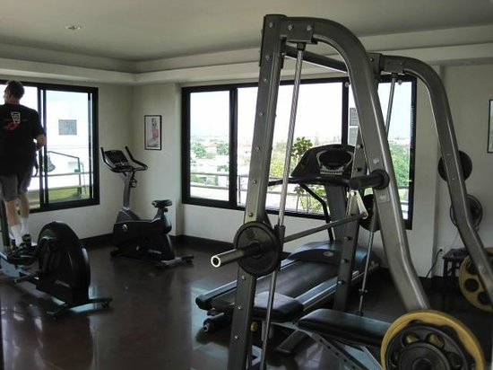 Chiangmai Smith Residence:                   gym