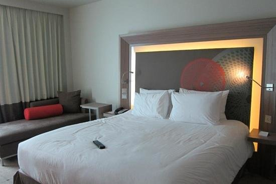 Novotel Bangkok Platinum Pratunam:                   nice and simple