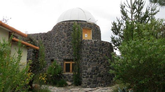 Casa Andina Standard Colca:                   Planetarium