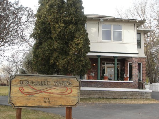 Birchfield Manor Country Inn:                   Thank you for the great stay!