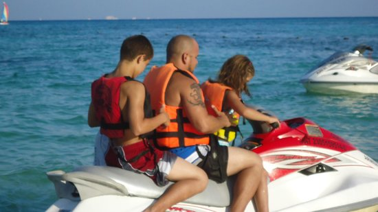 The Royal Haciendas All Suites Resort & Spa:                   Water Sports
