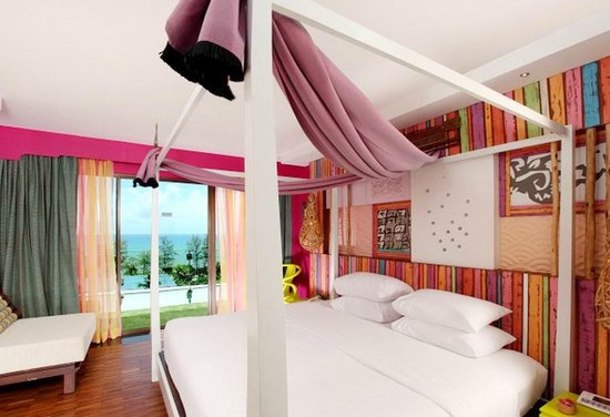 Patong Beach Hotel: Deluxe Room - Sunset Wing