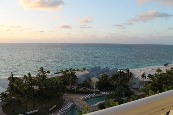 Grand Lucayan, Bahamas:                   Stunning ocean view.