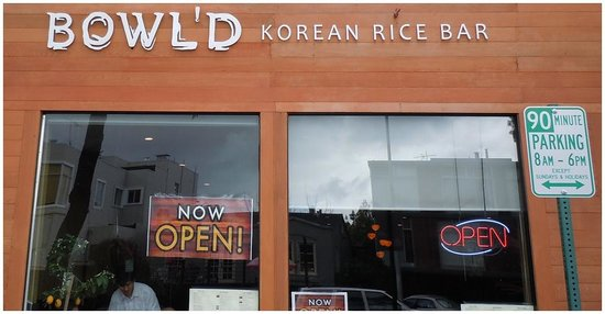 Bowl'd Korean Rice Bar