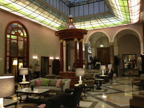Grand Hotel Minerva Rom
