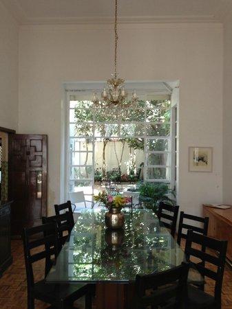 Casa Comtesse:                   open area 2