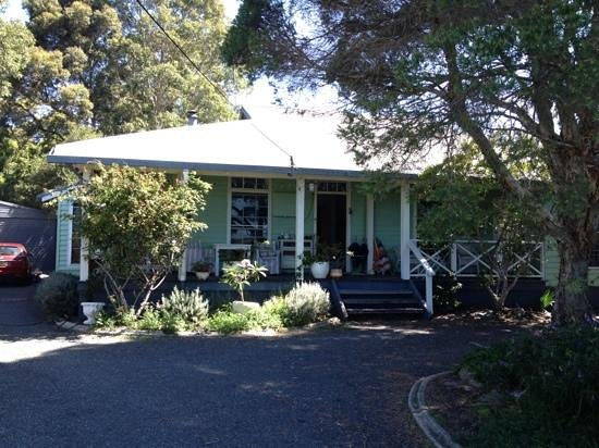 Huskisson Bed and Breakfast:                   Great place to relax