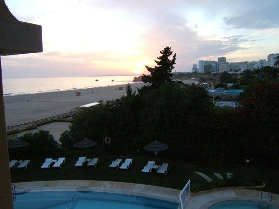 Hotel Oriental:                   view
